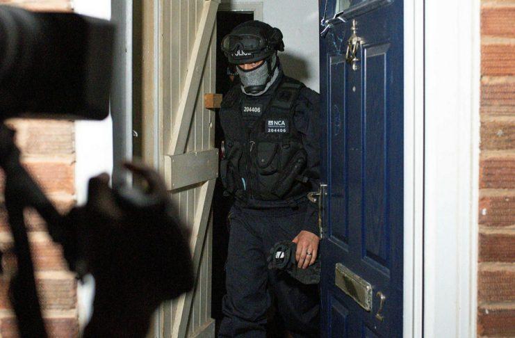 Полицай специални сили